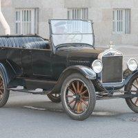 Форд на деревянном литье :: Konstantin Slastnikov