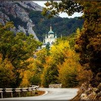 дорога к Богу :: Sergey Bagach