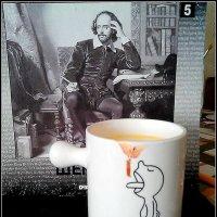 Шекспир и завтрак :: Марина Жилина