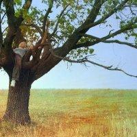 Ольга Полякова - Лето на дереве