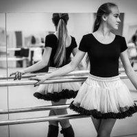 Юная балерина :: Лиза Черепанова