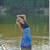 Круги на воде :: Лидия (naum.lidiya)