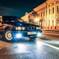 BMW 525 :: Ришат Аскаров