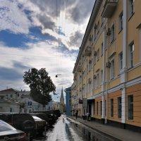 Армянский переулок :: Виктор Берёзкин