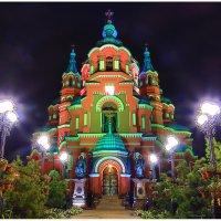 Церковь во имя Казанской иконы Божией Матери :: Алексей Белик