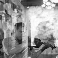 скрипач и фотограф :: Сергей Черноскутов