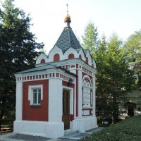 Часовня в память 300-летия Дома Романовых :: Александр Качалин