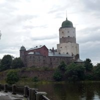 Выборгский замок :: Наталья (Nattina) ...