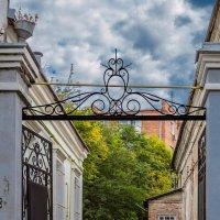 Ворота :: Константин Бобинский