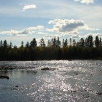 Река Ханмей :: Tata Wolf