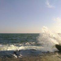 уж море осенью дышало.... :: Маруся