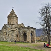 Монастырь Татев :: Petr Popov