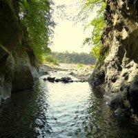 Кахетия. Каньон реки Сенора в районе Кварели. :: Игорь