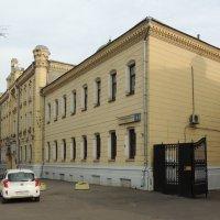 Церковь Герасима Преподобного при бывшей Хлудовской богадельне. :: Александр Качалин