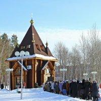 К мощам Святого Луки :: Лидия (naum.lidiya)