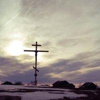 Поклонный крест :: Паша