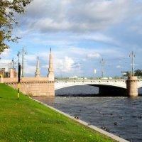 Каменноостровский мост :: Елена