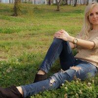 Блондиночка :: Мария Дрозд