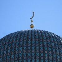 Санкт-Петербургская соборная мечеть :: Полина