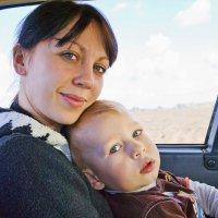 Счастье быть Мамой... :: Наталья Костенко