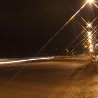 Ночная улица :: Андрей Бурухин