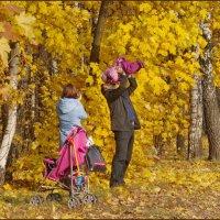 Осенняя фото-сессия. :: Ирина Нафаня