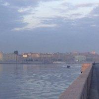 Питерский голубой сентябрь :: Татьяна Иванова