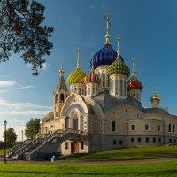 Храм Святого Благоверного князя Игоря Черниговского :: Роман Полианчик