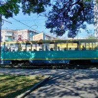 Старый трамвай :: Milocs Морозова Людмила
