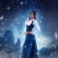 Snow Queen :: Фотохудожник Наталья Смирнова