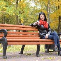 Осень :: Светлана Глушкова