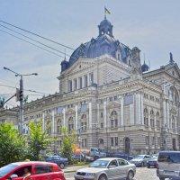Львовская опера :: Тарас Грушивский