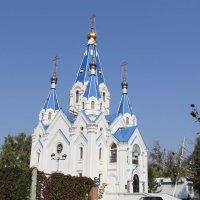 Храм в Самаре на ул.Мичурина :: Дмитрий Фадин