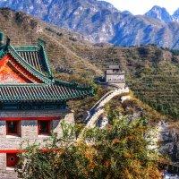 Великая китайская стена :: Максим Дорофеев