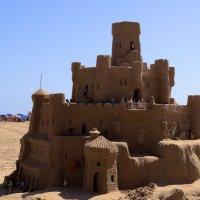 Замок из песка :: Виталий Устинов