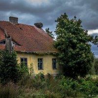 Заброшенный дом в Mulden :: Игорь Вишняков
