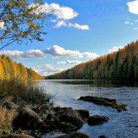 Осень во всей красе :: Юстас Еркко-Balnanosis