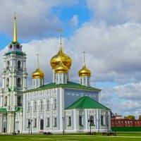 Колокольня Успенского собора Тульского кремля :: Елена Чижова