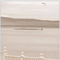 Подводные ракетоносцы гарантируют безопасность граждан России :: Кай-8 (Ярослав) Забелин