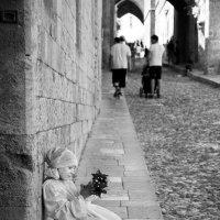 Маленькая статуя :: Оксана Гуляева
