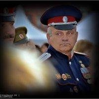 БОЕВОЙ  КОМАНДИР :: Валерий Викторович РОГАНОВ-АРЫССКИЙ
