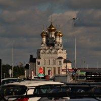 храм :: Михаил Золотарев