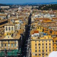 Рим с высоты :: Никита Иванов