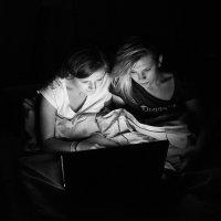 На каникулах не спится... :: Margarita Shrayner