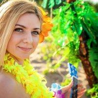 """Фотопроект """"Гавайское настроение"""" :: Анна Дрючкова"""