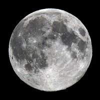 Луна :: Николай Пушилин