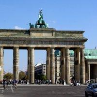 Бранденбургские ворота :: Арина Минеева