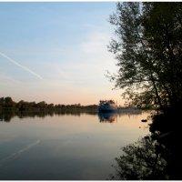 Вечернее безмолвие у реки... :: Тамара (st.tamara)