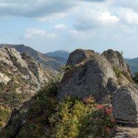 Лучше гор могут быть только горы на которых ещё не бывал :: Yuri Chudnovetz