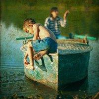 На реке :: Тимур ФотоНиКто Пакельщиков